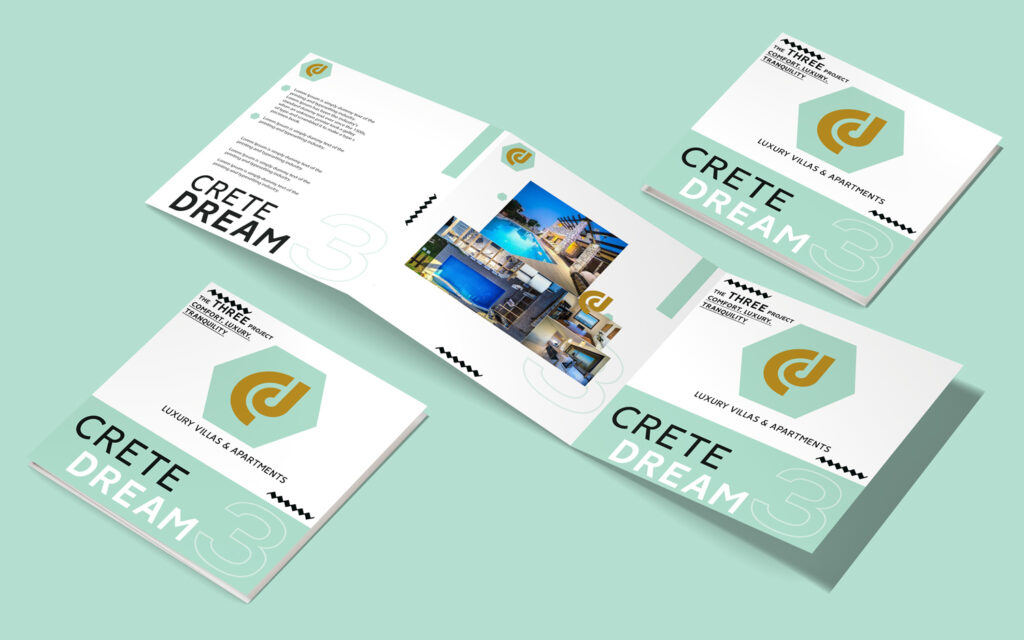 Brand Identity and Campaign - It is Logic Digital Agency - Crete, Chania